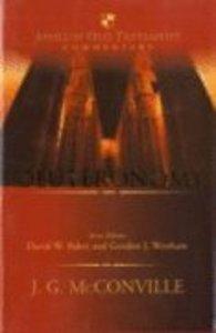 Deuteronomy (Apollos Old Testament Commentary Series)