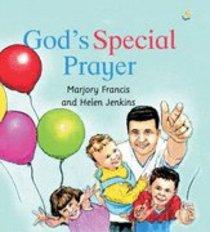 Gods Special Prayer