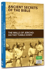 The Ancient Secrets #09: Walls of Jericho (#09 in Ancient Secrets Of The Bible Dvd Series)