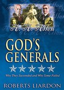 A a Allen (#10 in Gods Generals Visual Series)