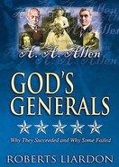 A a Allen (#10 in Gods Generals Visual Series)