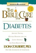 Bible Cure For Diabetes (Bible Cure Series)