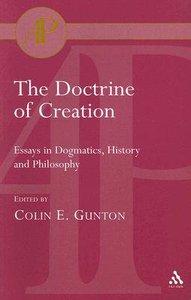 The Doctrine of Creation