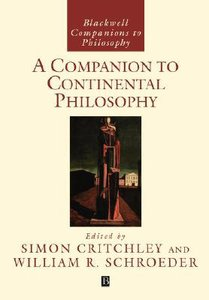 Bcp: A Companion to Continental Philosophy