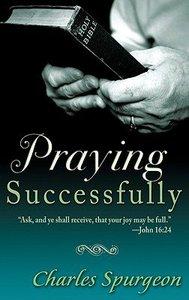 Praying Successfully