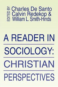 A Reader in Sociology