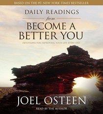 Daily Readings From Become a Better You (Abridged) (3 Cds)