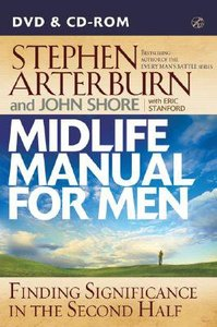 Midlife Manual For Men DVD (DVD + Cd-Rom) (Life Transitions Series)