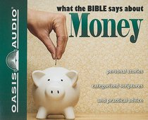 What the Bible Says About Money (1 Cd)
