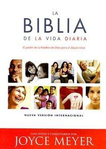 Nvi Biblia De La Vida Diaria (Nvi)