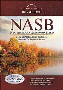 NASB (Bibles On Dvd)