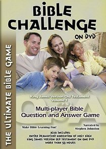 Bible Challenge on DVD: Old Testament