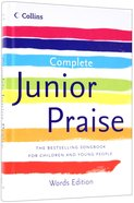 Junior Praise (Complete Words Edition)