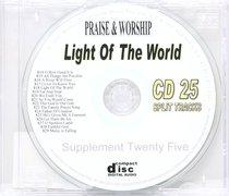 Rcm Volume D: Supplement 25 Light of the World (Split Trax) (814-829)