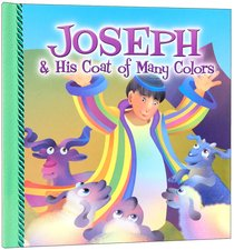 Joseph & His Coat of Many Colours Story Book