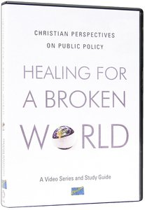 Healing For a Broken World