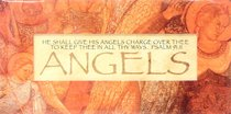 Easeled Magnet: He Shall Give His Angels Charge Over Thee