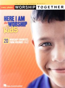 Here I Am to Worship For Kids (Music Book)