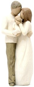 Willow Tree Figurine: Our Gift