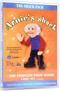 The Arnies Shack: Shack Pack (The Complete First Season) (Arnies Shack Dvd Series)