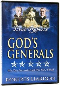 Evan Roberts (#03 in Gods Generals Visual Series)