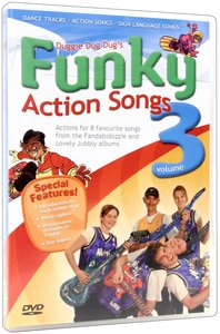 Duggie Dug Dugs Action Songs: Volume 3