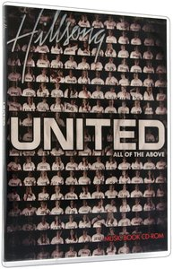 Hillsong United 2007: All of the Above CDROM Music Book (United Live Series)