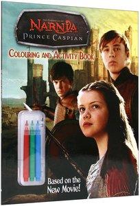 Prince Caspian Colouring & Activity Book