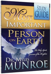 Most Important Person on Earth (Study Guide)