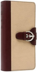 NLT Pocket Thinline Port/Beige Magnetic Buckle (Red Letter Edition)