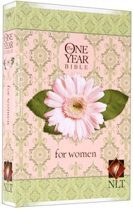The NLT One Year Bible For Women (Black Letter Edition)