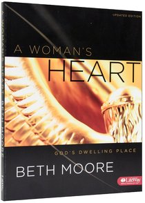 Womans Heart, a : Gods Dwelling Place (Member Book) (Beth Moore Bible Study Series)