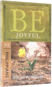 Be Joyful (Philippians) (Be Series)