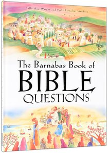 The Barnabas Book of the Bible Questions