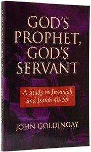 Gods Prophet, Gods Servant