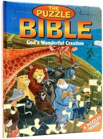 Gods Wonderful Creation (Puzzle Bible Series)