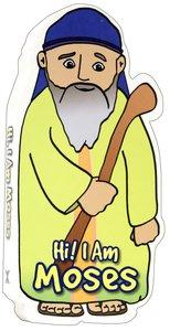 Hi! I Am Moses