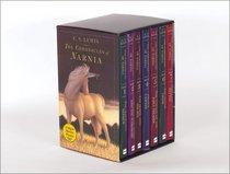 The Chronicles of Narnia (Hardcover Set) (Chronicles Of Narnia Series)