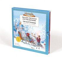 The Narnia Picture Book Box Set (Chronicles Of Narnia Series)