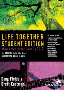 Leaders Guide DVD Volume 2 (Life Together Student Series)