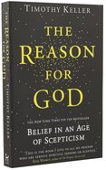 Reason For God, The: Belief In An Age Of Scepticism