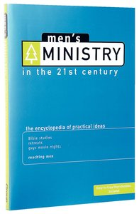 Mens Ministry in the 21St Century