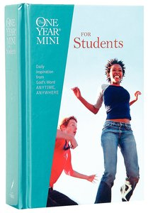 The One Year Mini For Students (One Year Minis Series)