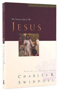 Jesus (Great Lives From Gods Word Series)