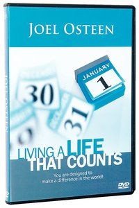 Living a Life That Counts