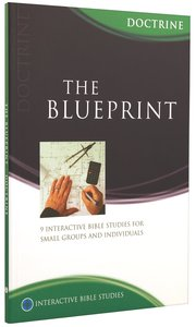 Buy the blueprint doctrine interactive bible study series by the blueprint doctrine interactive bible study series malvernweather Image collections