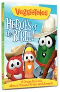 A Baby, a Quest and the Wild. (#03 in Veggie Tales Heroes Of The Bible Series)