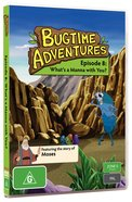 Whats a Manna With You? (#08 in Bugtime Adventures Series)
