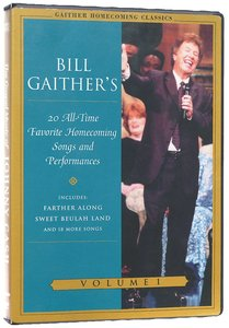 Gaither Homecoming Classics Vol. 1 (20 All Time Favourites)