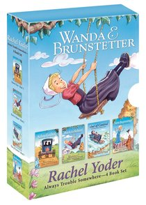 Rachel Yoder 4 Book Set (01-04) (Rachel Yoder - Always Trouble Somewhere Series)
